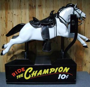 Champion Horse Ride